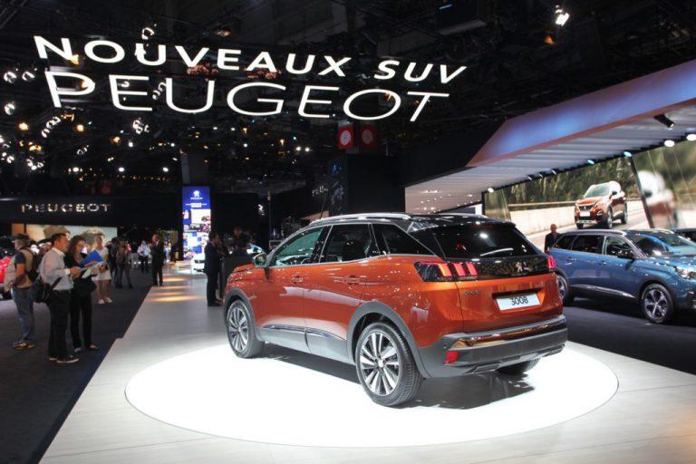 Nuova Peugeot 3008 2016: presentata al Salone di Parigi, info e caratteristiche