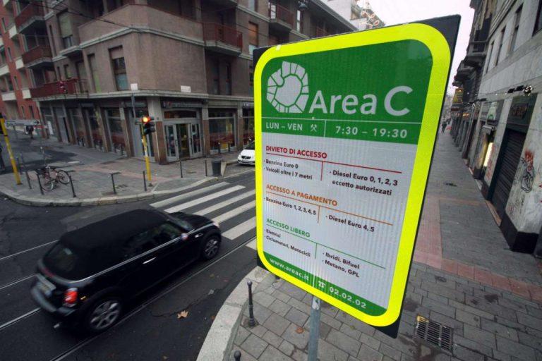 Area C: dal 2017 possibili nuove regole per accedere alla Cerchia dei Bastioni