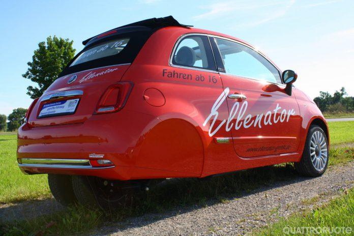 Fiat 500 per sedicenni