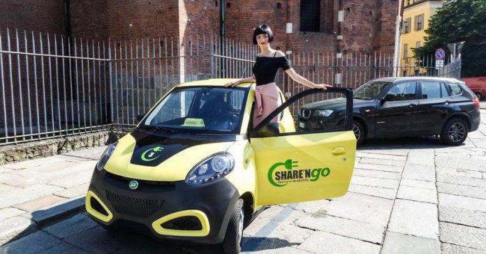 car sharing elettrico