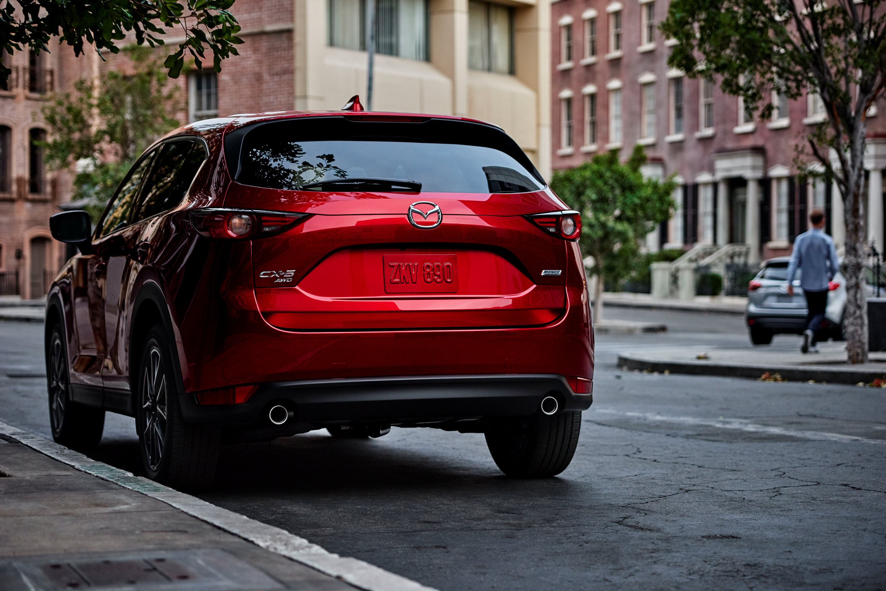 Nuova CX-5, Mazda presenta la seconda serie della sua bestseller in Europa