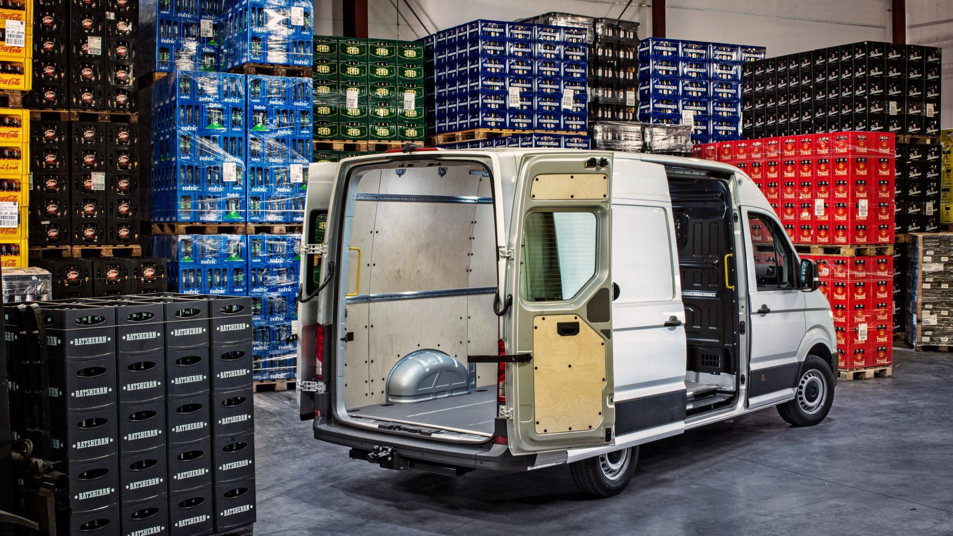 Nuovo Volkswagen Crafter 2017