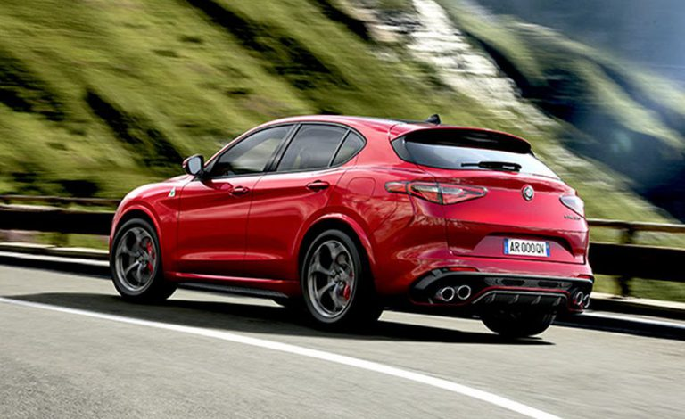 Alfa Romeo Stelvio: il Suv con il dinamismo di una sportiva