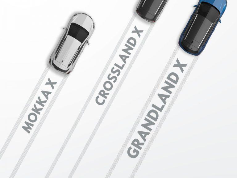 Opel Grandland X: il nuovo crossover che sa cavarsela in ogni dove