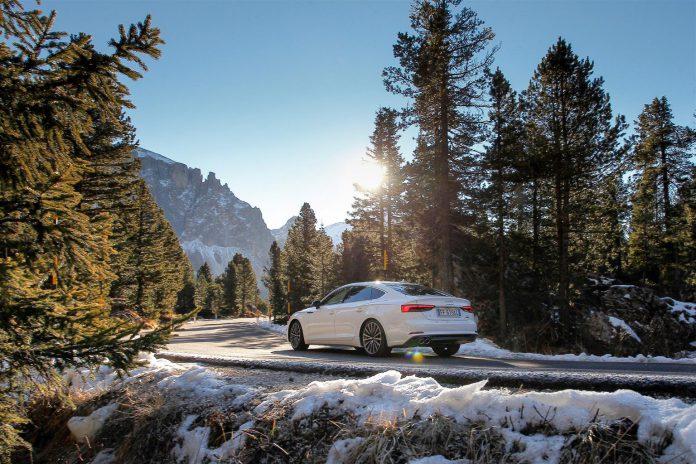 Nuove Audi A5-S5 Sportback