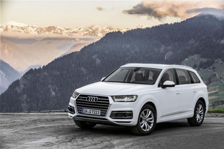 Motori Audi: nuovi propulsori e allestimenti per A4, Q7 e TT