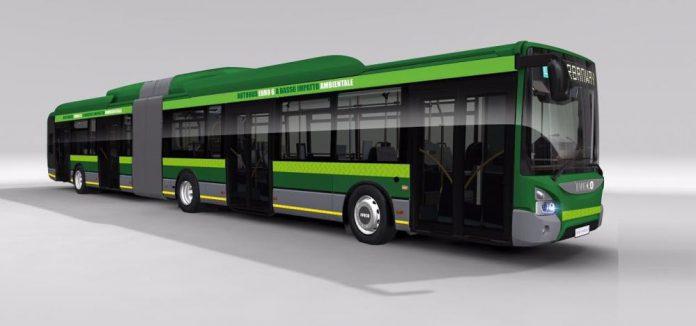 Nuovi autobus Atm Milano