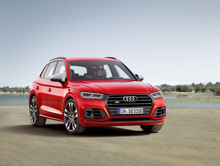 Nuova Audi SQ5 TFSI 2017: potenza di un V6 e dinamismo ai massimi livelli