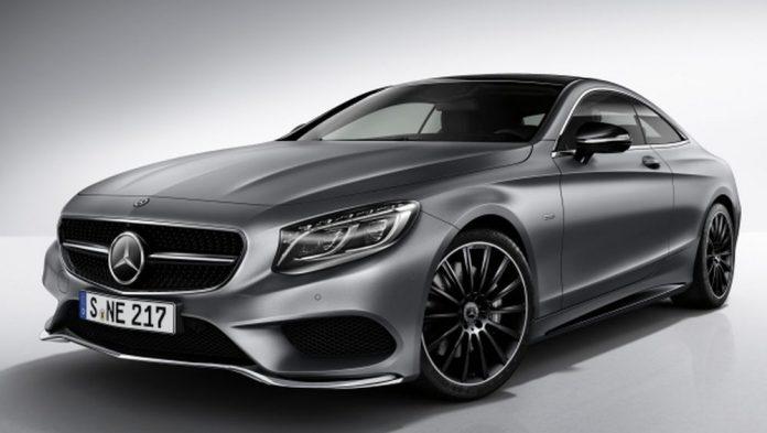 Mercedes Classe S Coupè Night Edition