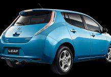 auto elettrica all'aeroporto di Fiumicino