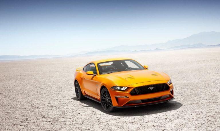 Ford Mustang: mentalità hi-tech nella rinnovata sesta generazione