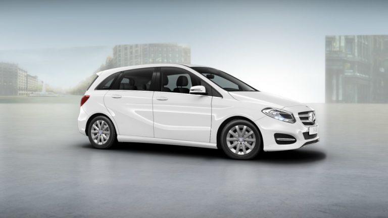 Mercedes Classe B 180 d Sport Next: tecnologia e sicurezza in un unico modello