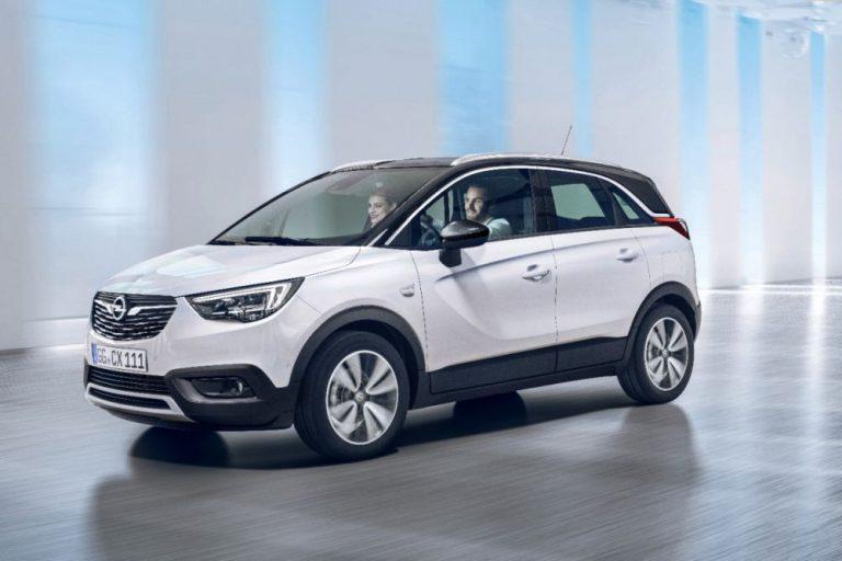 Nuovo Opel Crossland X: versatilità e compattezza per viaggiare in città