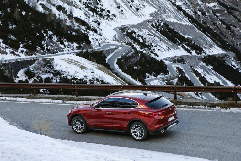Alfa Romeo Stelvio: qui si fa la storia