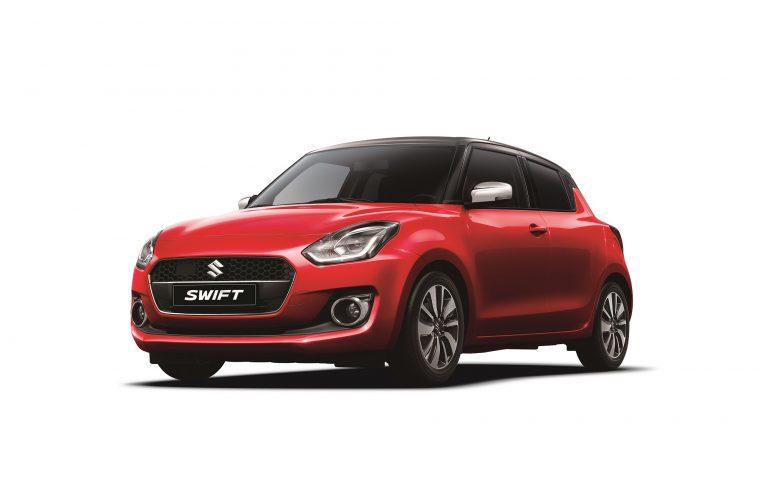 Suzuki Swift: al via le vendite Web Limited Edition, i prezzi