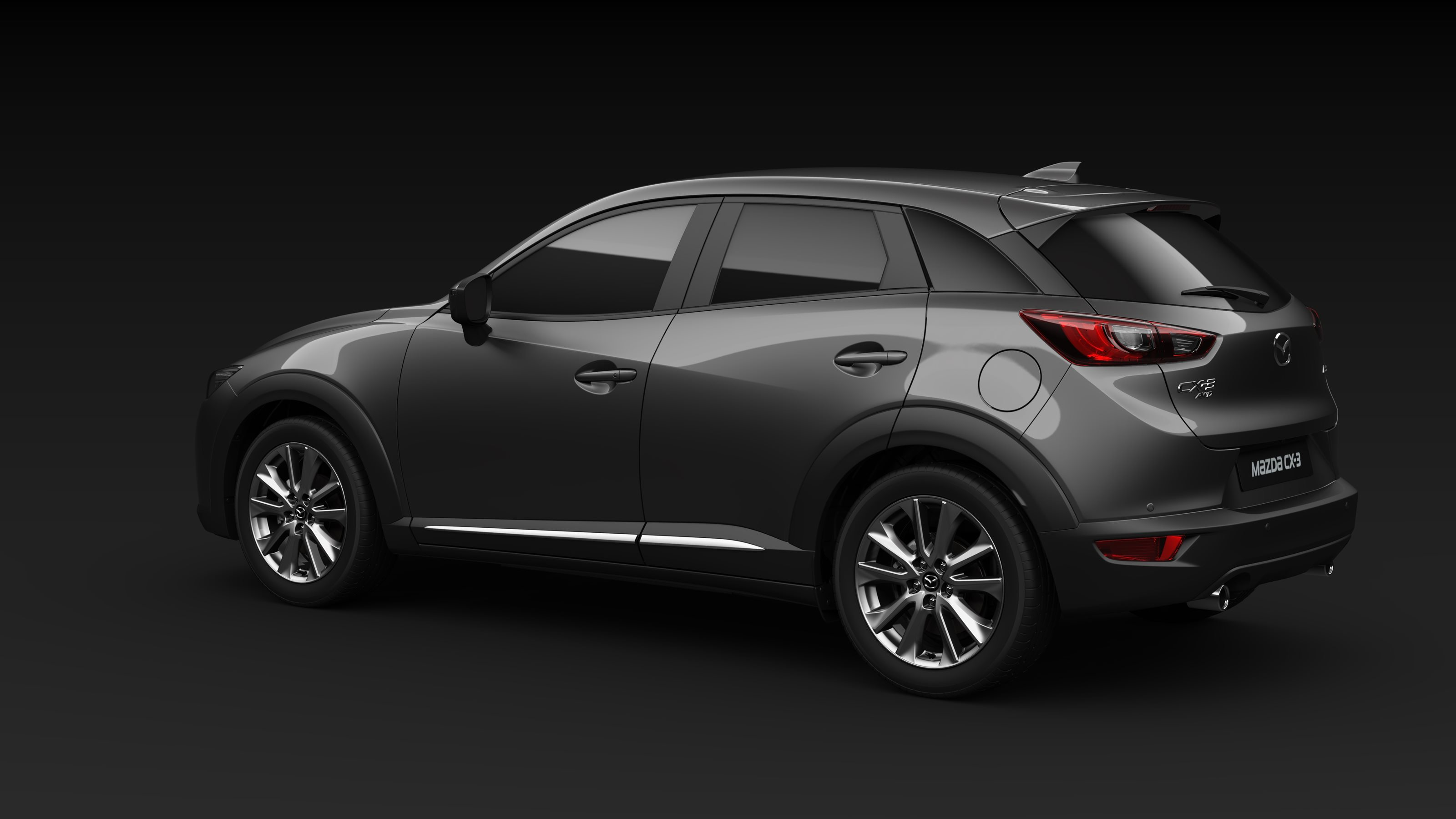 mazda cx-3 luxury edition: caratteristiche e prezzi - autotoday.it