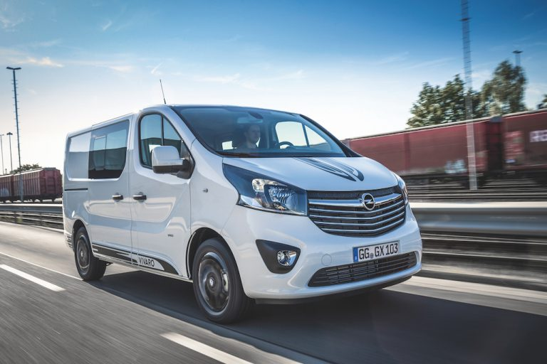 Opel Vivaro Sport: il Van dinamico è nelle concessionarie, prezzi e offerte