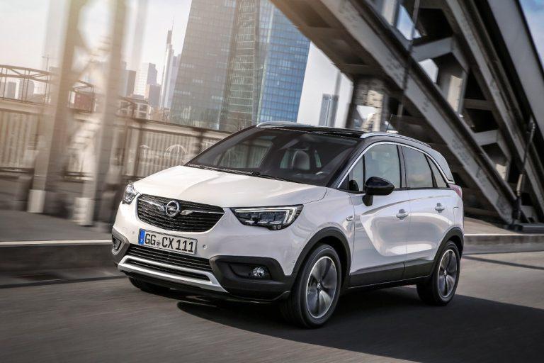 Nuova Opel Crossland X 2017: il crossover di tendenza, i prezzi