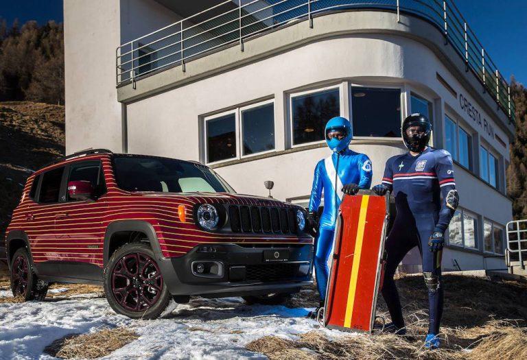 Jeep Renegade: la celebrazione di Lapo Elkann