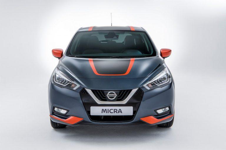 Nissan Micra Bose Personal Edition: edizione limitata premium