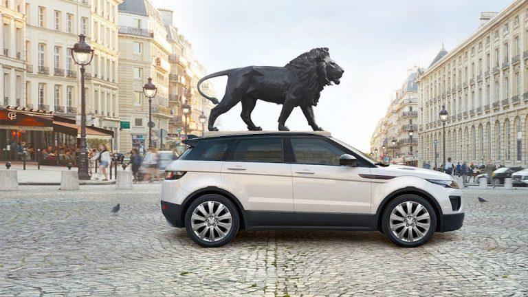 Range Rover Evoque: Urban Attitude Edition