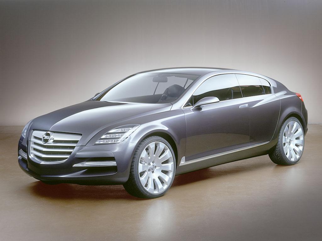Schemi Elettrici Opel Insignia : Opel insignia concept l ammiraglia agli albori autotoday