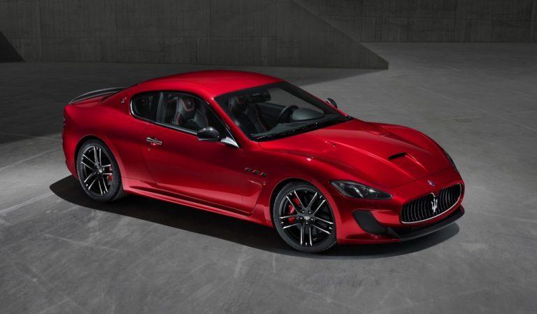 Maserati GranTurismo: la bellezza della velocità