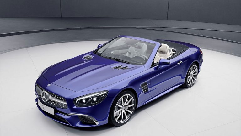 Mercedes SL e SLC: lusso e sport, le nuove edizioni speciali