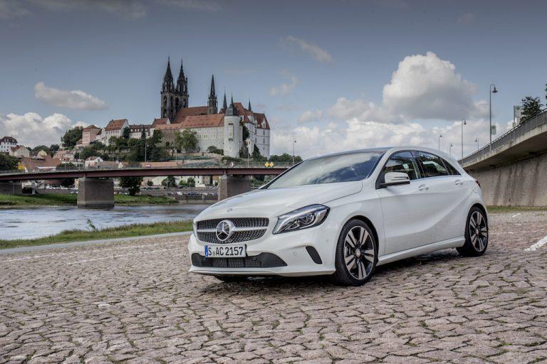 Mercedes Classe A Next: limited edition per l'Italia