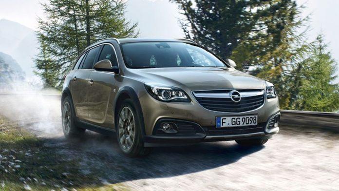 Nuova Opel Insignia Country Tourer 2017