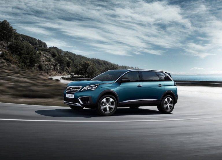 Peugeot 5008: il large suv da 7 posti