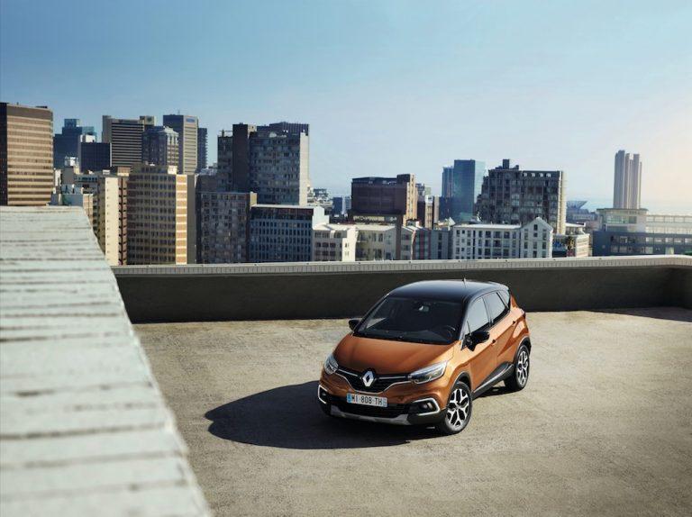 Renault Captur: il restyling del 2017, motorizzazioni e prezzi