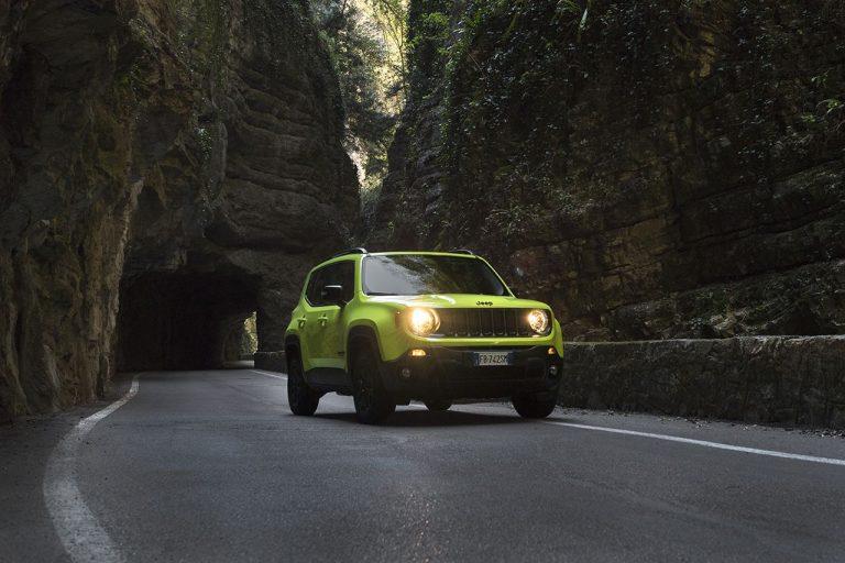 Nuova Jeep Renegade Upland Special Edition: ideale per l'off-road, prezzi e novità