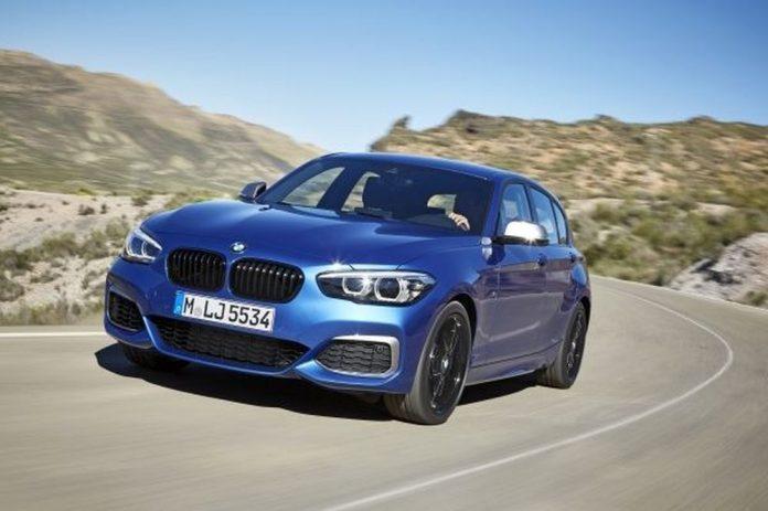 Nuova BMW Serie 1 2017