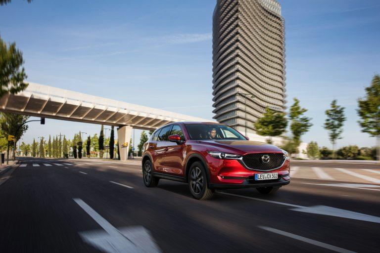 Nuovo Mazda CX-5 2017: qualità in quantità, le caratteristiche e i prezzi