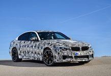 Nuova BMW M5 2017
