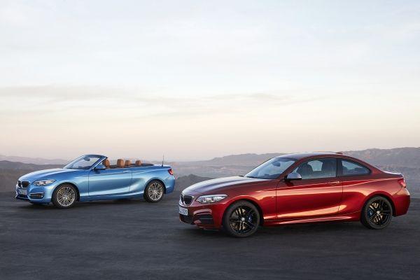 Nuova BMW Serie 2 2017: Coupé e Cabrio, novità e prezzi di gamma