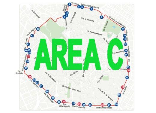 Area C: regole ufficiali nuove 2017, permessi auto, moto, divieti, orari, multe