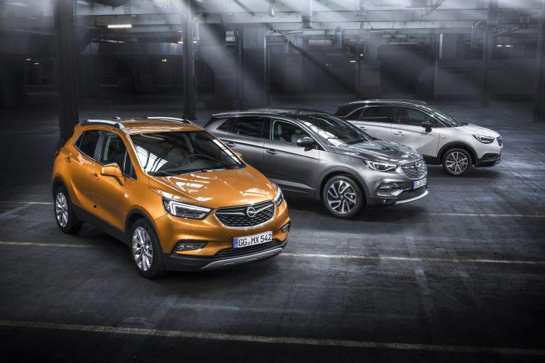 Nuova gamma Opel X Factor: modelli versatili e moderni, info e prezzi