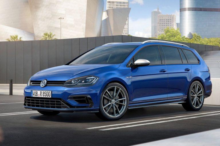 Volkswagen Golf R 2017: restyling del look e dei contenuti, prezzi e novità