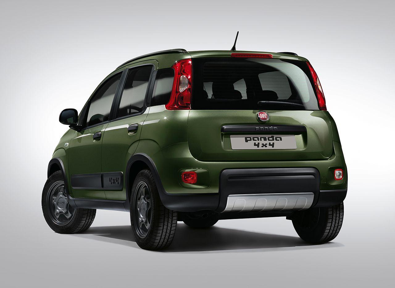 Nuova Fiat Panda 2017: novità della City Cross e 4X4, i ...