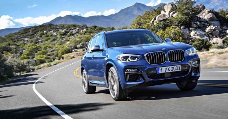 Nuova BMW X3: svelata la terza generazione, in concessionaria da novembre