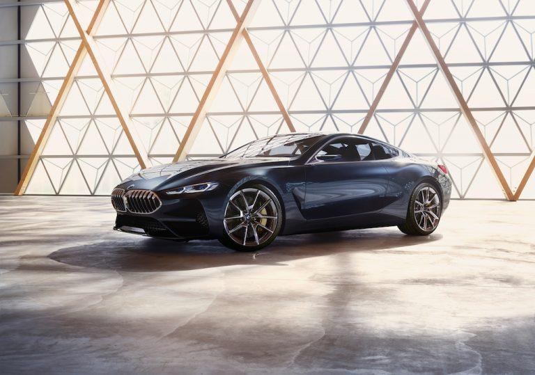 BMW Serie 8 Concept: la coupé gioca d'anticipo