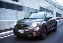 Nuova Fiat 500 X S-Design