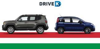 auto più desiderata dagli italiani