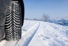 auto più sicure sulla neve