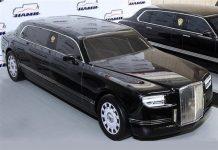 auto dei capi di Stato