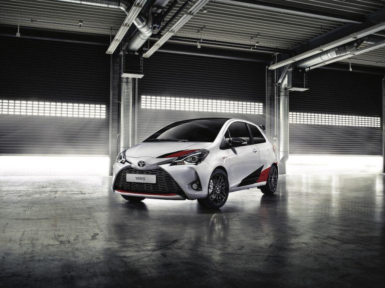 Toyota Yaris GRMN: la city car elaborata al Nurburgring