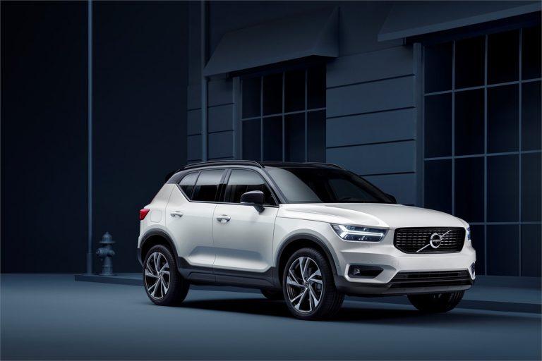 Nuova Volvo XC40 2017: arriva il SUV, gamma completata