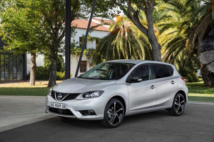 Nuova Nissan Pulsar Black Edition